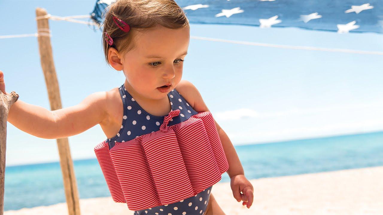 df97c62a54 Archimede Beach Wear Spring/Summer 2014 Collection | Childrensalon - YouTube