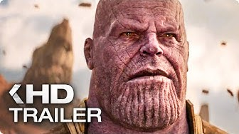 AVENGERS 3: Infinity War Trailer German Deutsch (2018)