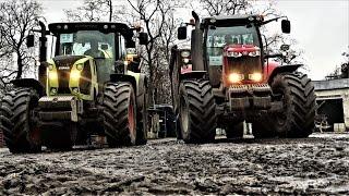 ☻Claas w rowie☻ Czyli Największe wożenie wysłodków 2016 na YouTube - 15 ciągników //OPIS//