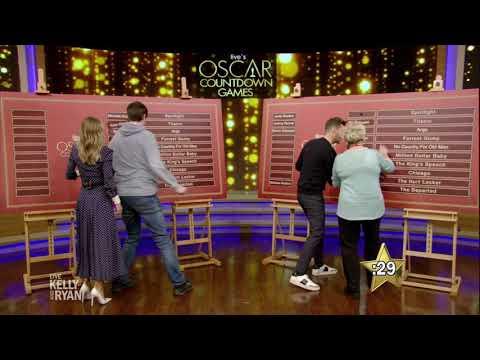 Oscar Countdown Games: Actor/Movie Matchup