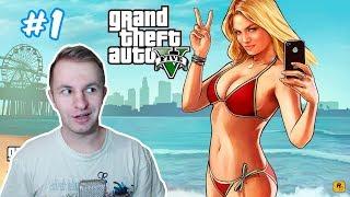 №736 Grand Theft Auto V   ГЕНИАЛЬНОЕ ОГРАБЛЕНИЕ И ПОГОНЯ 1