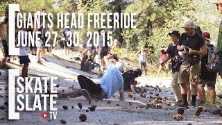 Giants Head Freeride 2015 Presented by Landyachtz - Skate[Slate].TV