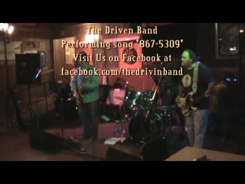 The Driven Band 8675309 Tommy Tutone West Virginia Music Entertainment