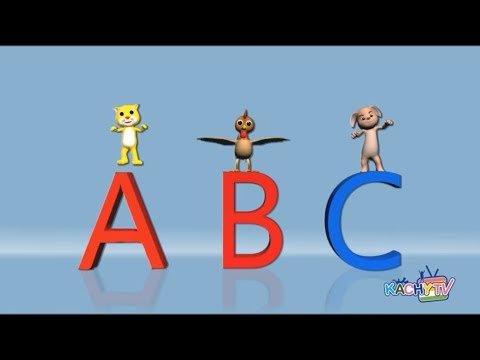 ABC Songs for Children and More Nursery Rhymes | Kachy TV Nursery Rhymes - Kids Songs
