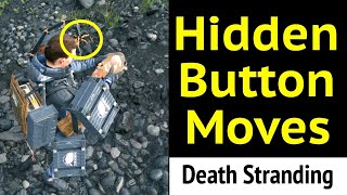 Gambar cover Hidden Button Moves in Death Stranding: Noobs, Beginners, and Pros
