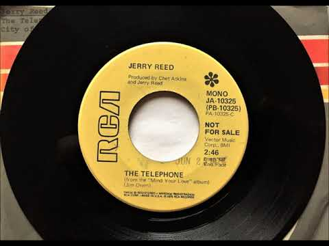 The Telephone , Jerry Reed , 1975 Mp3