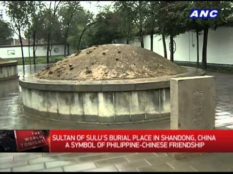 WATCH: Sultan of Sulu's burial place in China