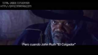 The Hateful Eight -Trailer (2015) Español Subtitulado