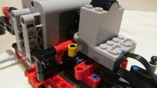 Lego Technic: Small Pf Car Instructions