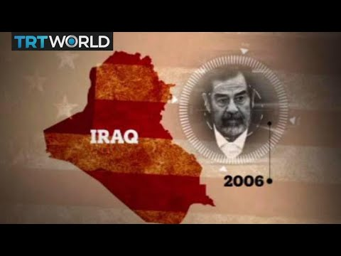 What is the legacy of the Iraq war?