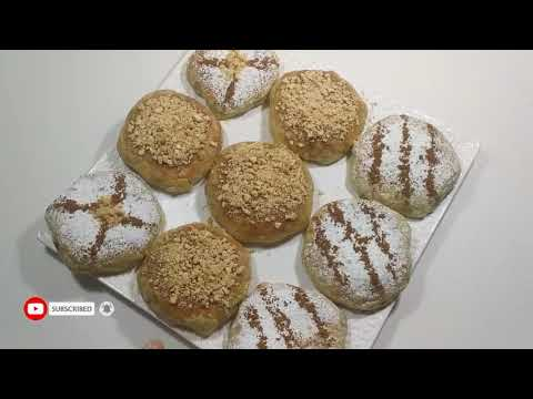 سطيلة-الدجاج--pastilla-au-poulet-(moroccan-recipe/وصفة-مغربية-/recette-marocaine)-video-2