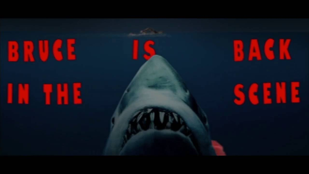 Chrissie and Bruce take a swim - JAWS - YouTube