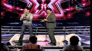 X Factor India - Udit Narayan & Aditya Narayan perform on Partner- X Factor India - Episode 26 - 12th Aug 2011