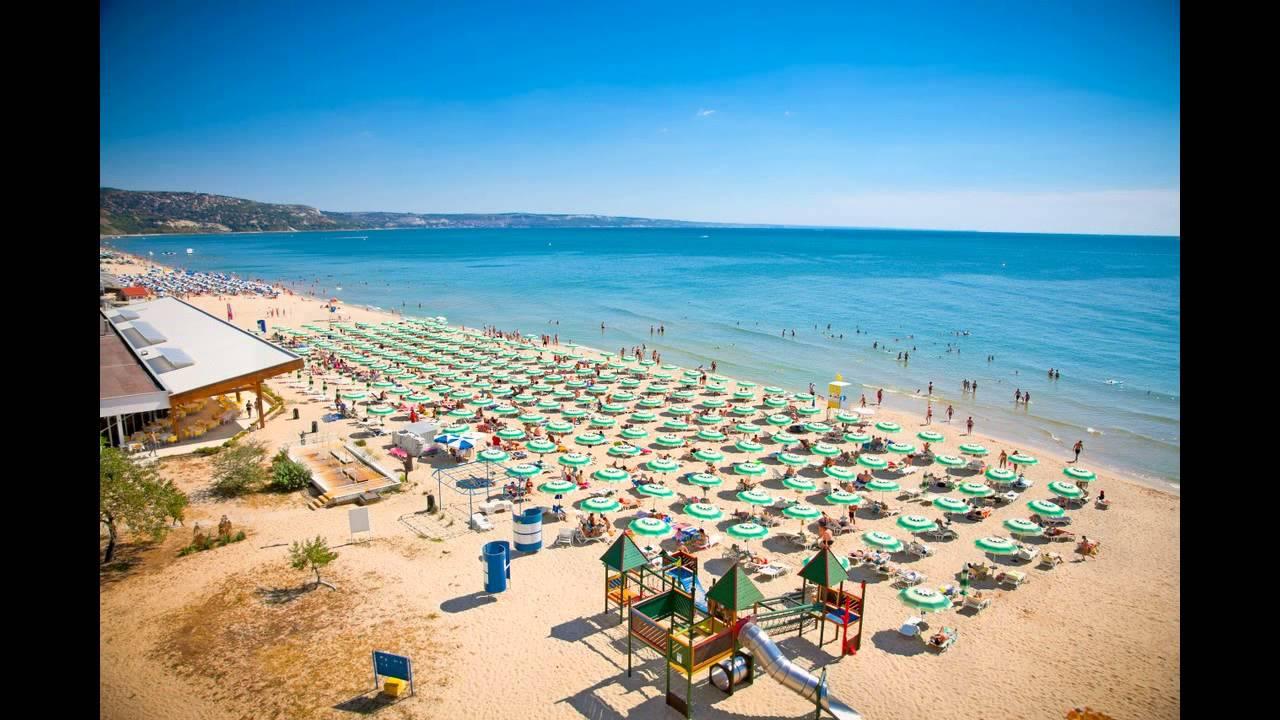 Hotel Nobel Beach Sonnenstrand Bulgarien