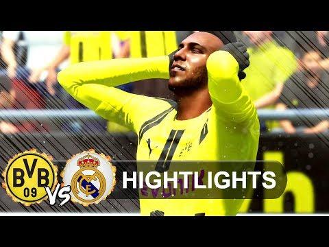 Borussia Dortmund - Real Madrid   Highlights Champions League Orakel