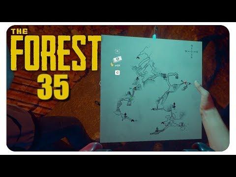 Fleißige Höhlenforscher #35 The Forest Coop [deutsch] - Let's Play