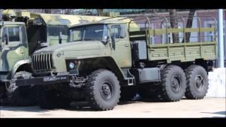военные автомобили 3