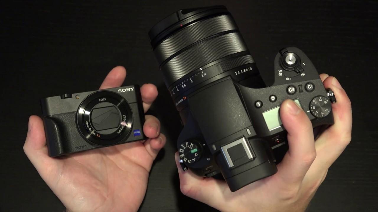 Sony RX10 IV and RX100V = Travel Camera Nirvana