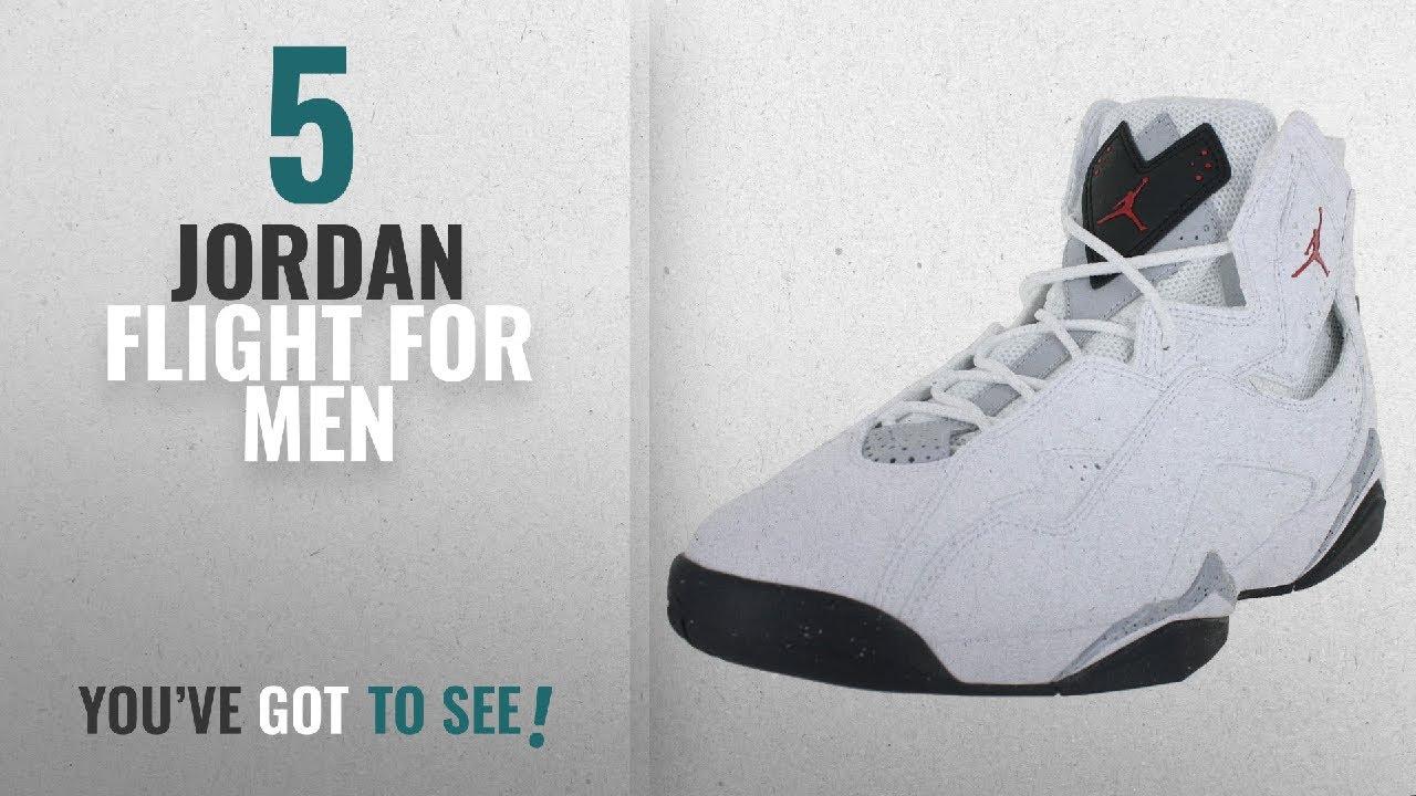 bc889d4ff98547 Top 10 Jordan Flight  2018    Jordan Nike Men s True Flight White ...