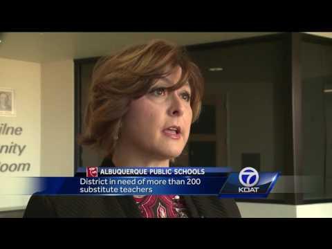 VIDEO: APS Substitute Job Fair