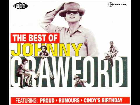 Johnny Crawford - Cindy's Birthday