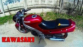 вАЛЯЩИЙ Kawasaki ZZR 250 !