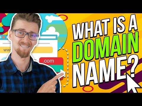 What Is A Domain Name? Everything You DIDN'T Know! [2020]