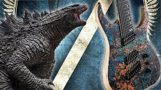 """MUSIC HEAVIER GODZILLA?!   STRUCTURES - """"/"""" Divided By   Guitar Cover (2021)"""