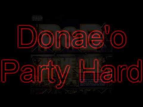Donae'o - Party Hard