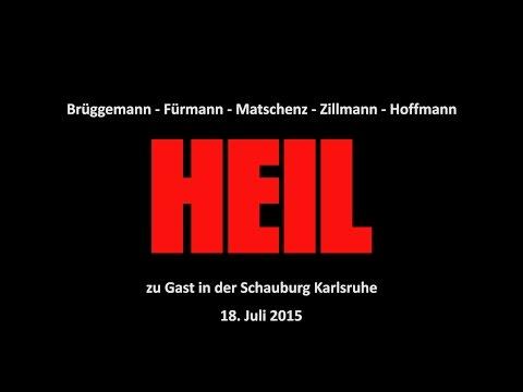 HEIL - Die Kinotour zu Gast in der Schauburg Karlsruhe