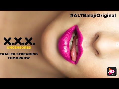 XXX Uncensored  | Trailer Streaming at Midnight | ALTBalaji