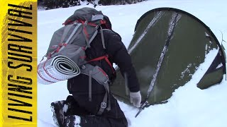Winter Camping: Snugpak Scorpion 2 Tent
