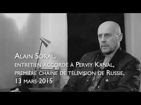 Envoyé Spécial / Alain Soral : La contre-interview (15/10/2015)