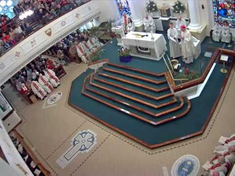 Mass for the Rededication of St. Mary's Church 18-12-2016