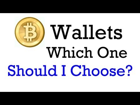 Which Bitcoin Wallets Should I Choose?