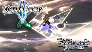 Playing Kingdom Hearts 2.5 FM before D23 2018 JPN Reaction - PS4PRO -