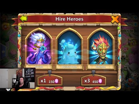 IGG Listened Android Hero Collector THE REAL DEAL! Castle Clash