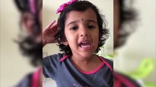 CUTE : Yuvan's Reply to a Kid's Song | TT 24