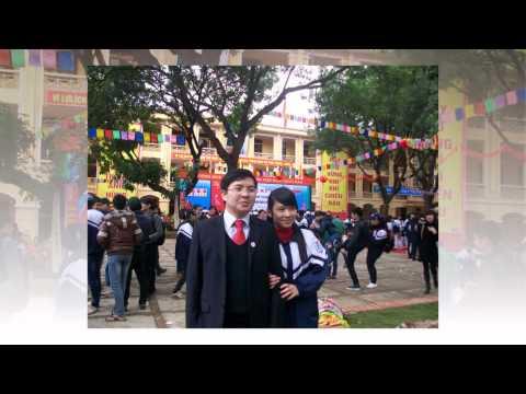 12N Trường THPT Trần Phú Bay lên những nụ cười