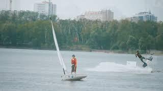 Спортивные яхтыПарусный спорт