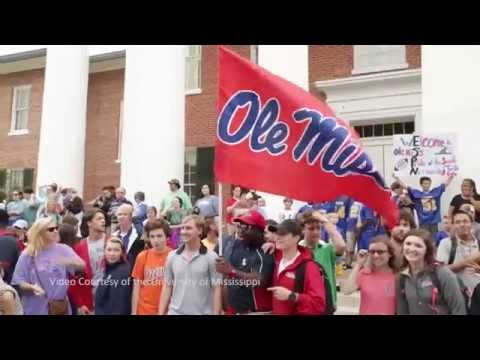 University of Mississippi (Ole Miss) - Oxford, Mississippi