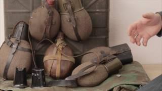 Немецкое боевое снаряжение: полевые фляги периода Третьего рейха. Обзор вариантов
