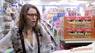 "Hipsterhood Ep. 6 - the ""other"" woman at the 99 cent store - Part 1"