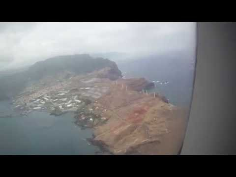 Landing at Madeira Airport, Santa Cruz, Madeira, Portugal - 26th June, 2016