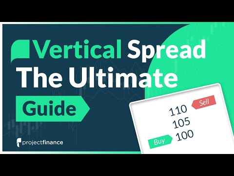 Vertical Spread Options Strategies | The ULTIMATE Guide (11-Video Series)