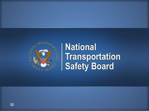 NTSB on Angle of Attack