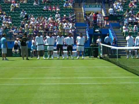 Great Britain and Turkey Davis Cup by BNP Paribas court entry