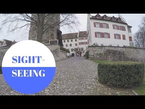 Sightseeing in Arbon am Bodensee in SWITZERLAND
