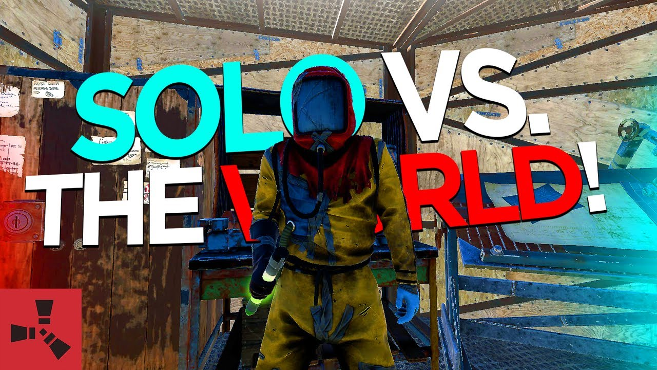 TIER 2 is DOWN, time to start SLAYING OUT! (SOLO VANILLA RUST #2 S59)