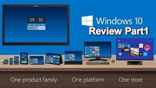 Baixar Windows 10 Review Part I - Revisado Parte I